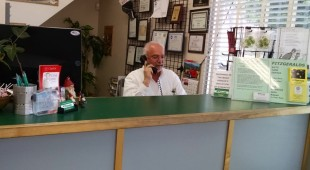 Auto Repair Costa Mesa Fitzgeralds Office - Pat