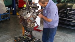 Auto Repair Costa Mesa Fitzgeralds Engine Repair - Tim